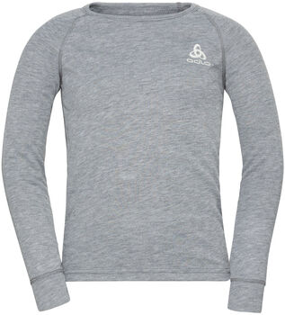 Odlo ACTIVE WARM ECO Funktionsshirt langarm Grau