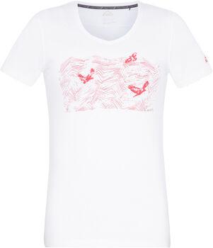 McKINLEY Kimo T-Shirt Femmes Blanc