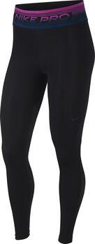 Nike Pro Printed Tights Damen Schwarz