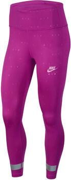 Nike Air 7/8 Laufhose Damen Violett