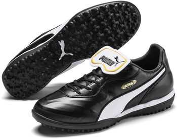 Puma KING Top TT chaussure de football Noir