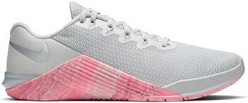 Nike METCON 5 Fitnessschuh Damen Grau