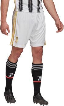 adidas Juventus Turin 20/21 Home Fussballshorts Herren Weiss