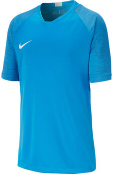 Nike Breathe Strike Trainingsshirt kurzarm Blau