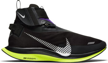 Nike ZOOM PEGASUS TURBO Shield WP Laufschuh Herren Schwarz
