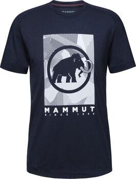 MAMMUT Trovat T-Shirt  Herren Blau