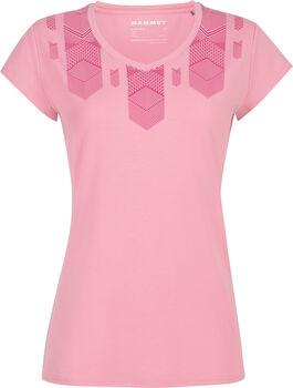 MAMMUT Trovat T-Shirt Damen Pink