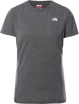 The North Face Graphic T-Shirt Damen Grau