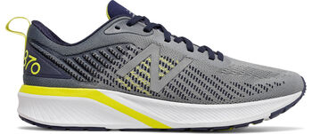 New Balance 870 v5 Chaussures running Gris