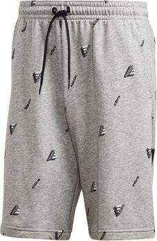 adidas Must Haves Graphic Shorts de loisirss Hommes Gris