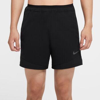Nike Pro Flex Rep Trainingsshorts Herren Schwarz