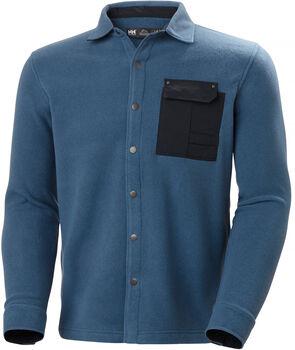 Helly Hansen Ryes Snap chemise Hommes Bleu