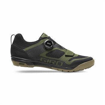Giro Ventana Boa chaussure de cyclisme Hommes Vert
