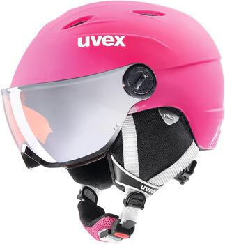 Uvex Casque à visière Visor Pro Rose