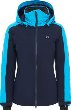 J.Lindeberg Loa 2L Veste de ski Femmes Bleu