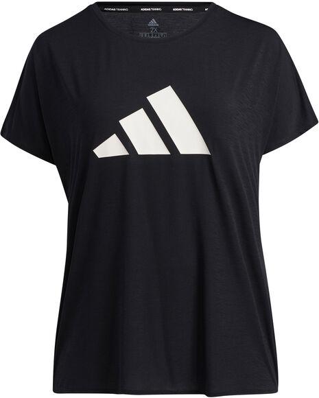 3-Stripes Plus Size haut d'entraînement