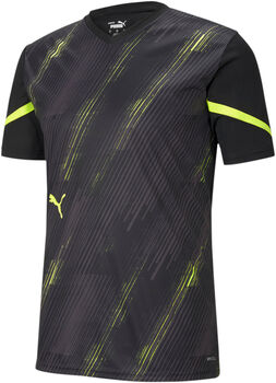 Puma individualCUP T-Shirt Hommes Noir