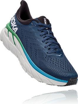 Hoka One One Clifton 7 Glide Chaussure de running Hommes Bleu
