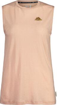 Maloja AlpenasterM. Shirt sans manches Femmes Rose
