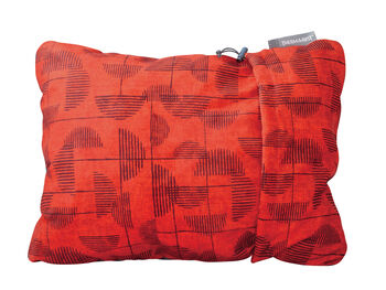 Therm-a-Rest Red Print M Kopfkissen Rot