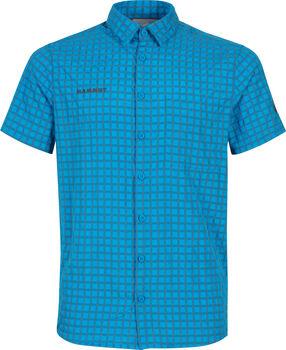 MAMMUT Lenni Shirt  Herren Blau