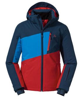 SCHÖFFEL Wannenkopf veste de ski  Garçons Bleu