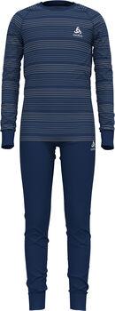 Odlo ACTIVE WARM ECO ensemble de sous-vêtements fonctionnels  Bleu