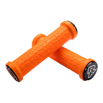 Race Face GRIPPLER Grip Lock-on 30mm Bikegriffe Orange