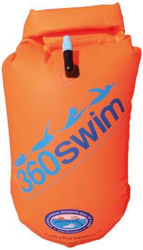 360swim SaferSwimmmer Boje und Trockentasche Orange