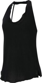 Nike Yoga Core tanktop Femmes Noir