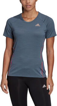 adidas Runner T-Shirt Damen Blau