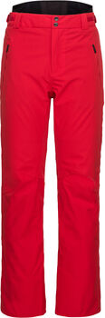 Head Summit Pantalon de ski Hommes Rouge