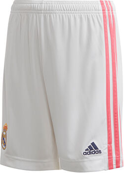 adidas Real Madrid 20/21 Heimshorts Jungs Weiss
