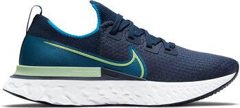 Nike React Infinity Run chaussure de running Hommes Bleu