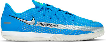 Nike Phantom GT Academy IC Fussballschuh Blau
