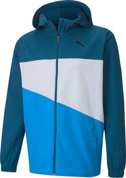 Puma Vent Woven Trainingsjacke Herren Blau