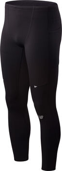 New Balance Impact Run Tights Herren Schwarz