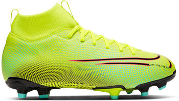 Nike JR SUPERFLY 7 ACADEMY MDS FGMG chaussure de football Jaune