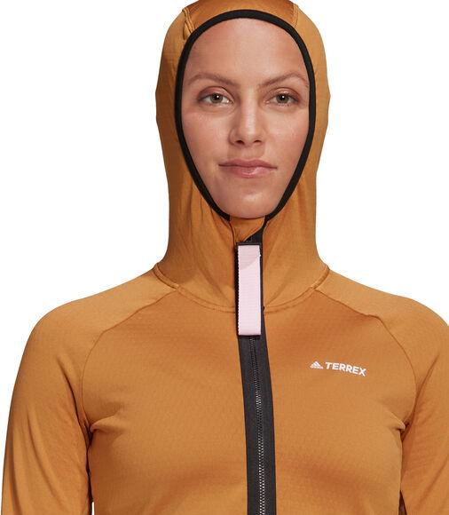 TERREX Tech Lite Hooded Fleecejacke
