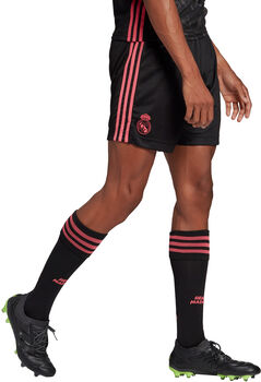 adidas Real Madrid 20/21 Third short Noir