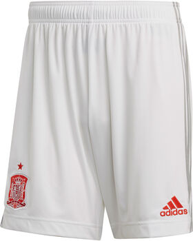 adidas Spain Away Replica short de football Hommes Blanc