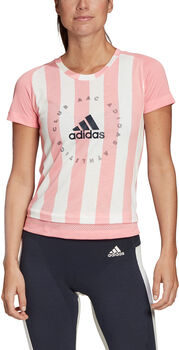 ADIDAS SP T-Shirt Damen Pink