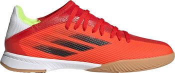 adidas X Speedflow.3 chaussure de football en salle Rouge