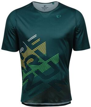 PEARL iZUMi Launch Top Pine Shirt de vélo Hommes Vert