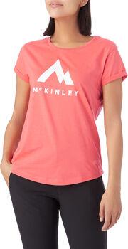 McKINLEY Krassa t-shirt Femmes Rouge