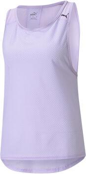 Puma Mesh Tank Top Damen Violett