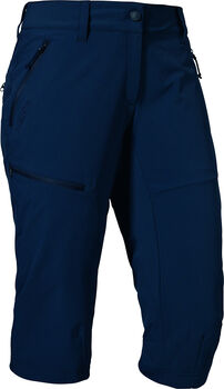 SCHÖFFEL Caracas2 Pantalon de randonée 3/4 Femmes Bleu