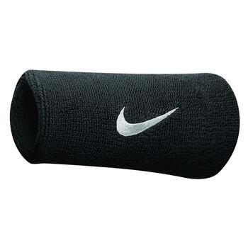 Nike Accessoires Doublewide bandeau de poignet  Noir