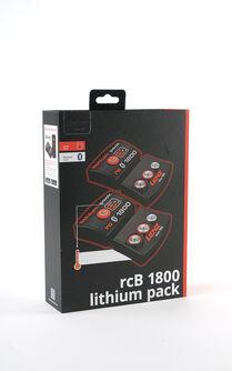 Lithium Pack rcB 1800 batterie