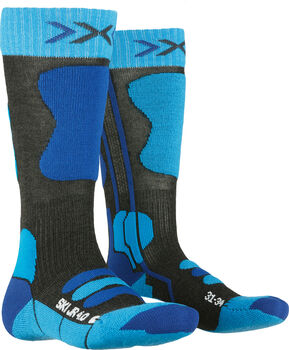 X-Socks SKI JR 4.0 Skisocken Blau